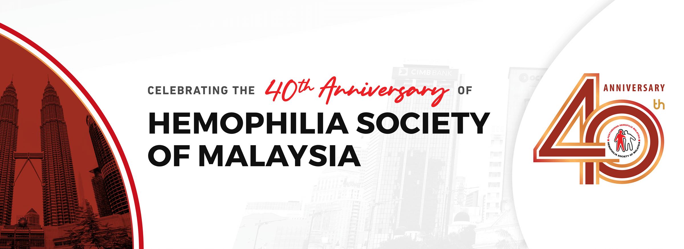 40Years-Hemophilia
